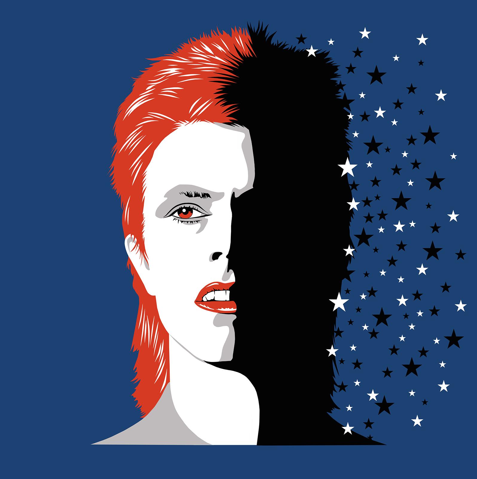 Bill Butcher / Bowie / The Art Movement