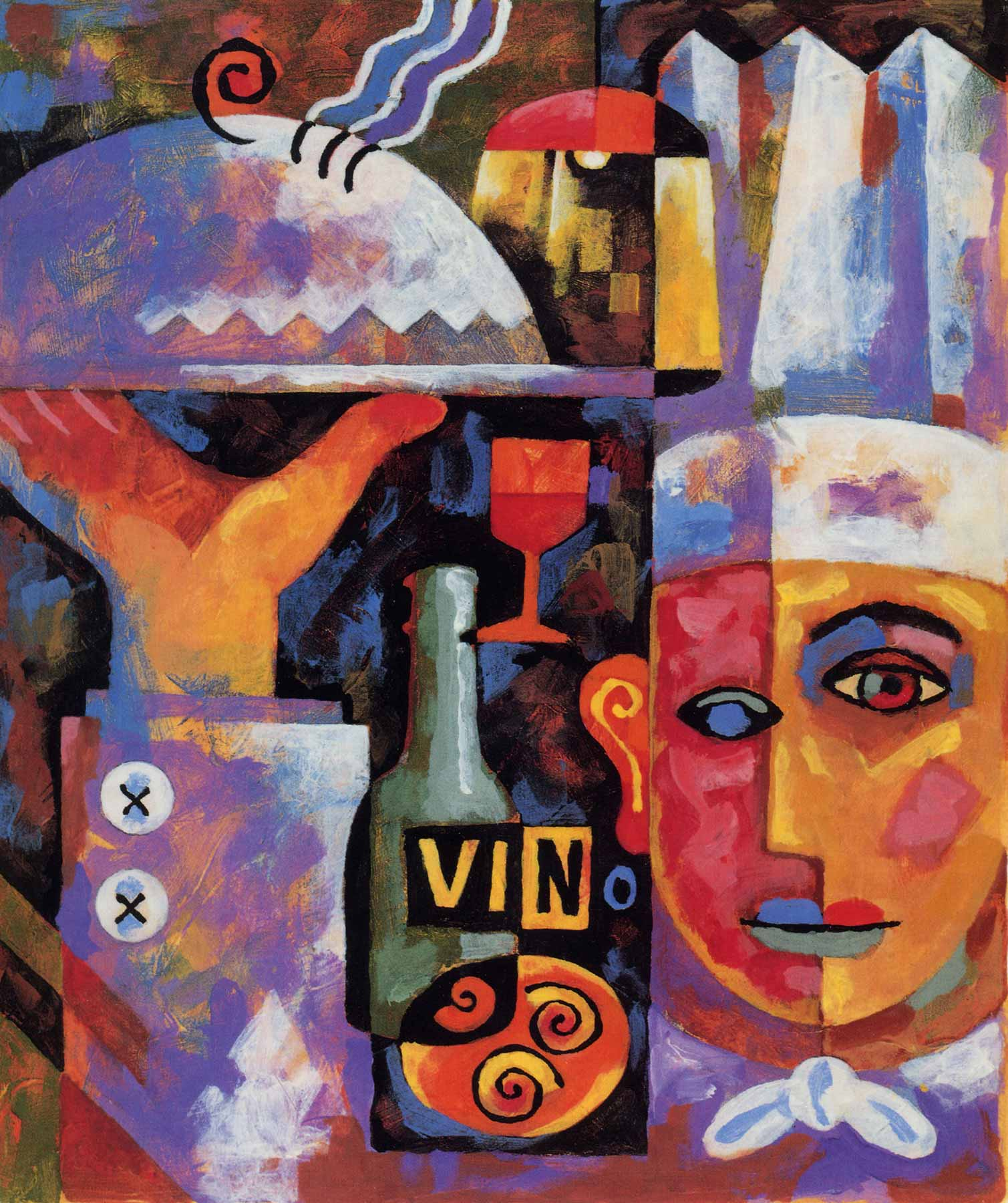 Jim Dryden / Le Chef / Taste of Nations Festival