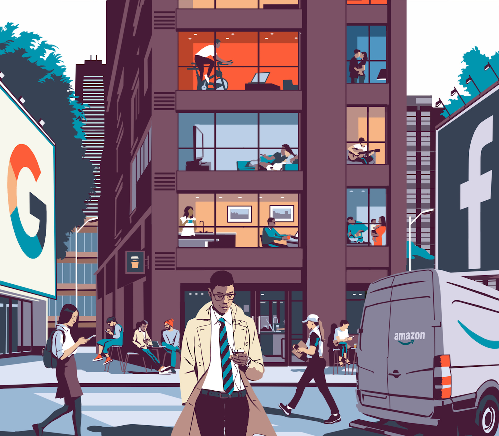 Bill Butcher / The Future of Privacy / Financial Times