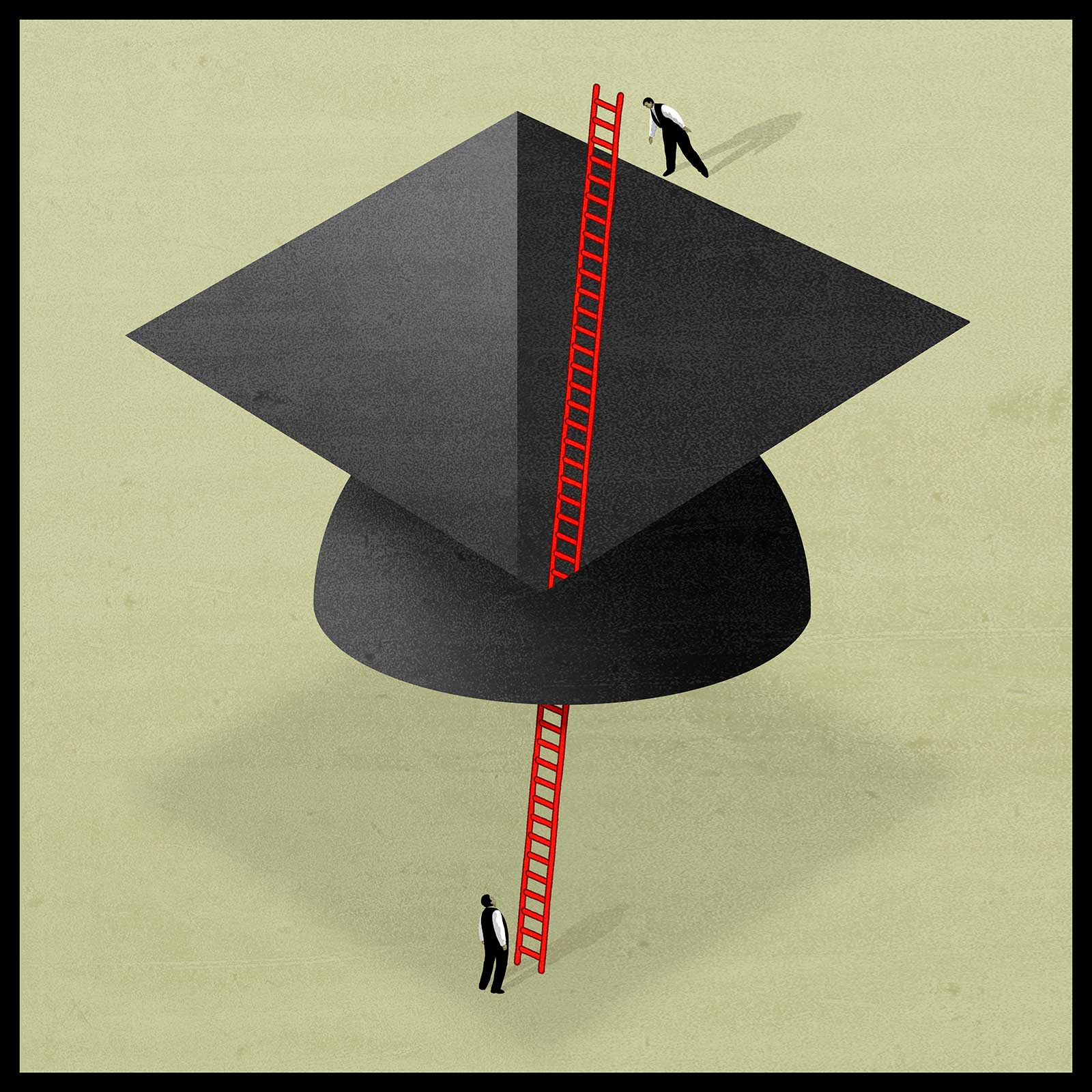 Michael Glenwood / Is a College Degree Worth It? / American Federation of Teachers