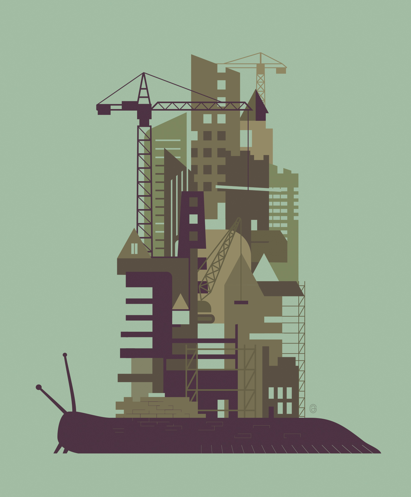 Aad Goudappel / Housing Policy / Publiek Denken