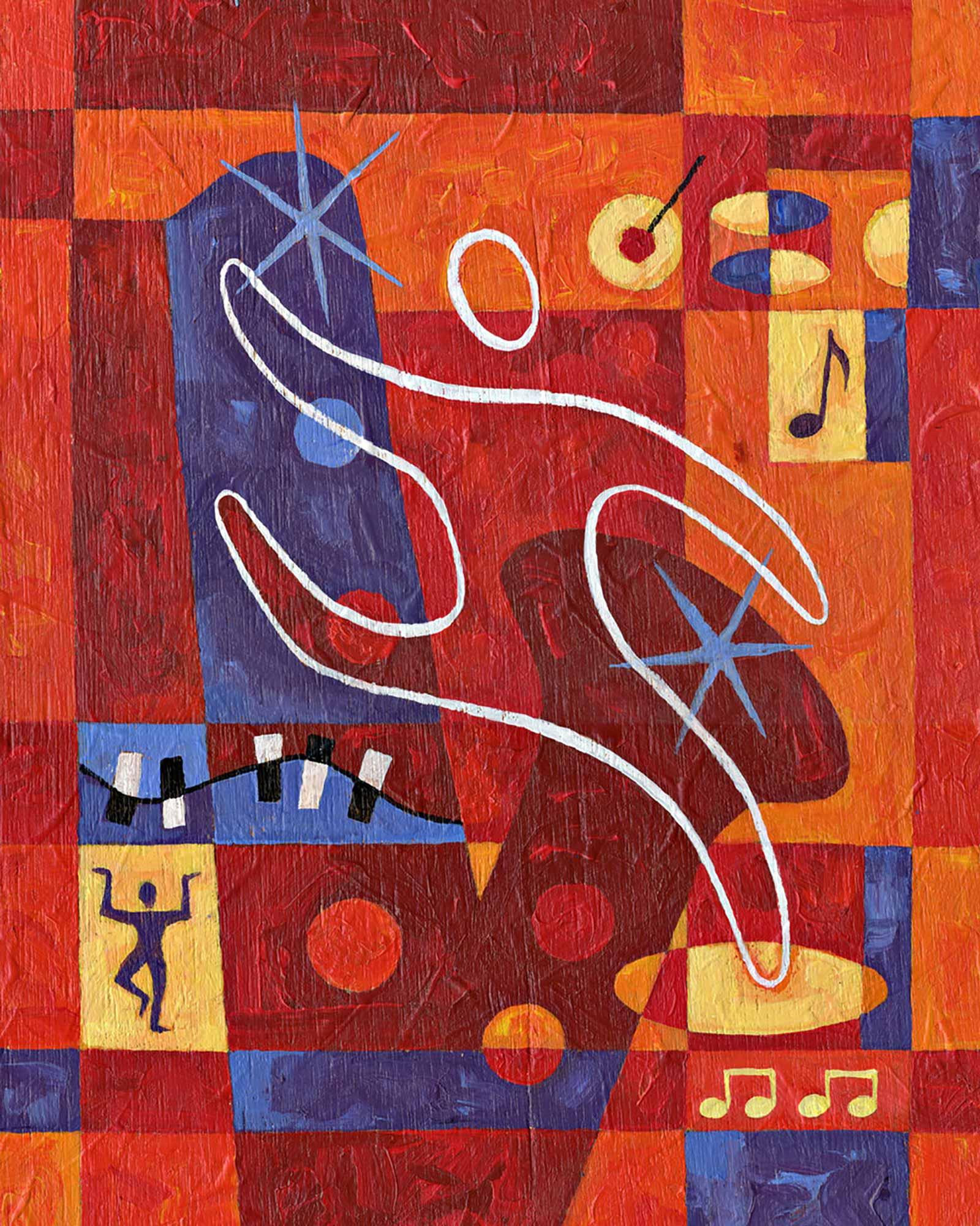 Jim Dryden / World Music / Kennedy Center
