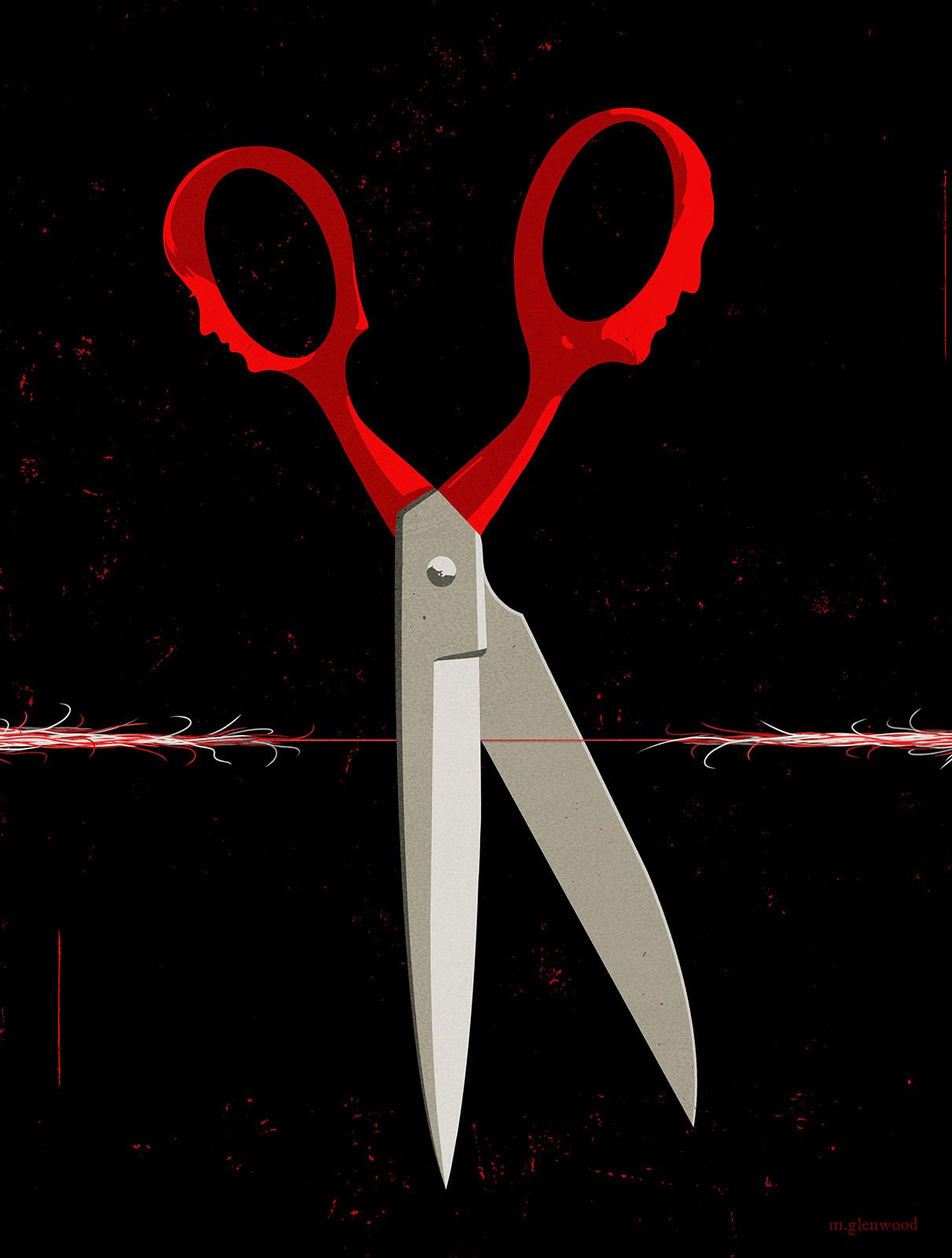 Michael Glenwood / Cutting Ties