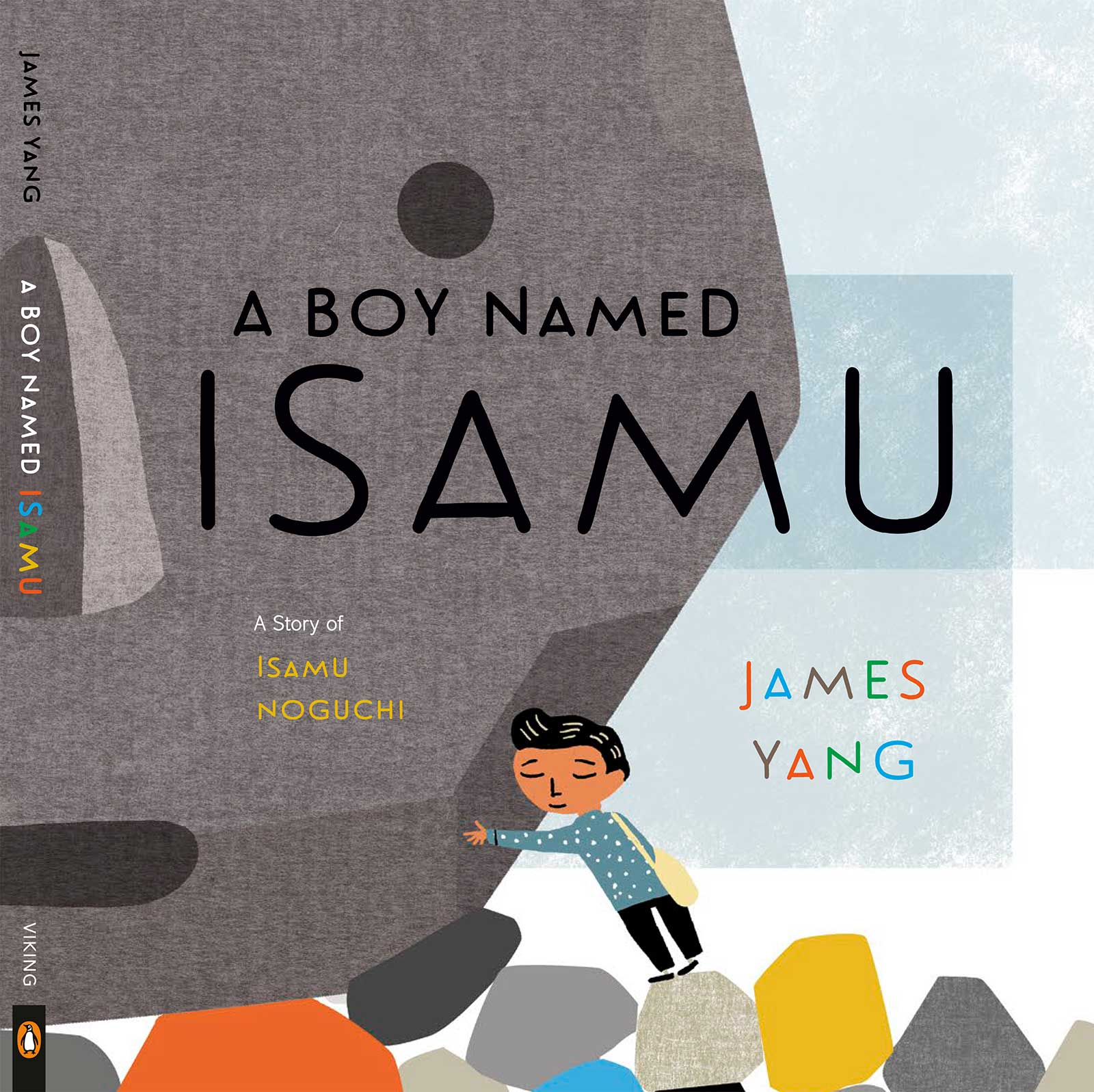 James Yang / A Boy Named Isamu / Viking/Penguin