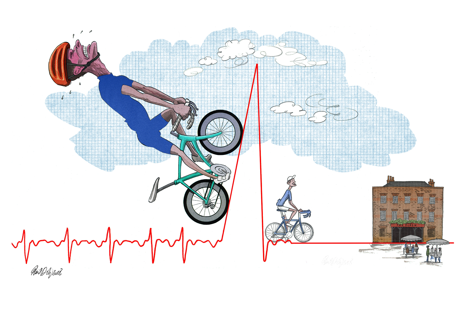 Phil Disley / Alpha Cyclist / Financial Times