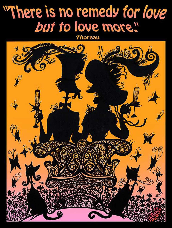 David Russo / Thoreau-on-Love