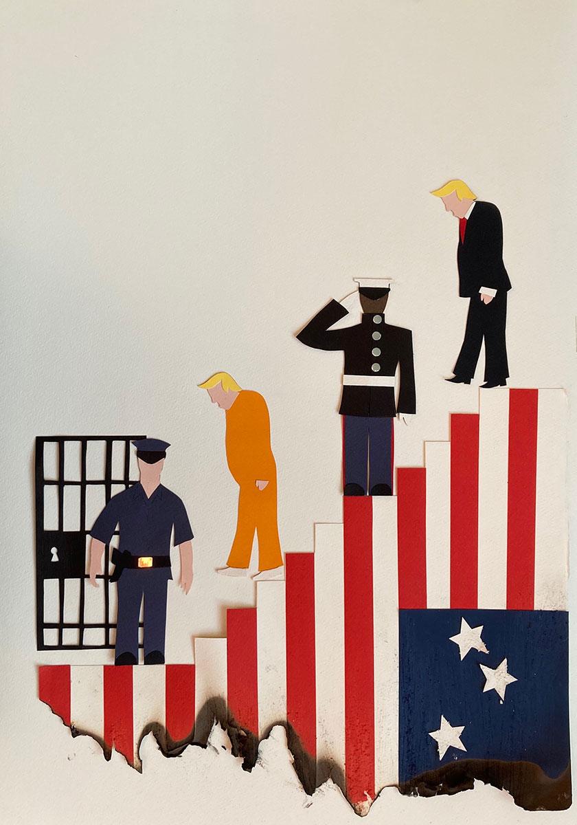 Boo Patterson / Trump Impeachment