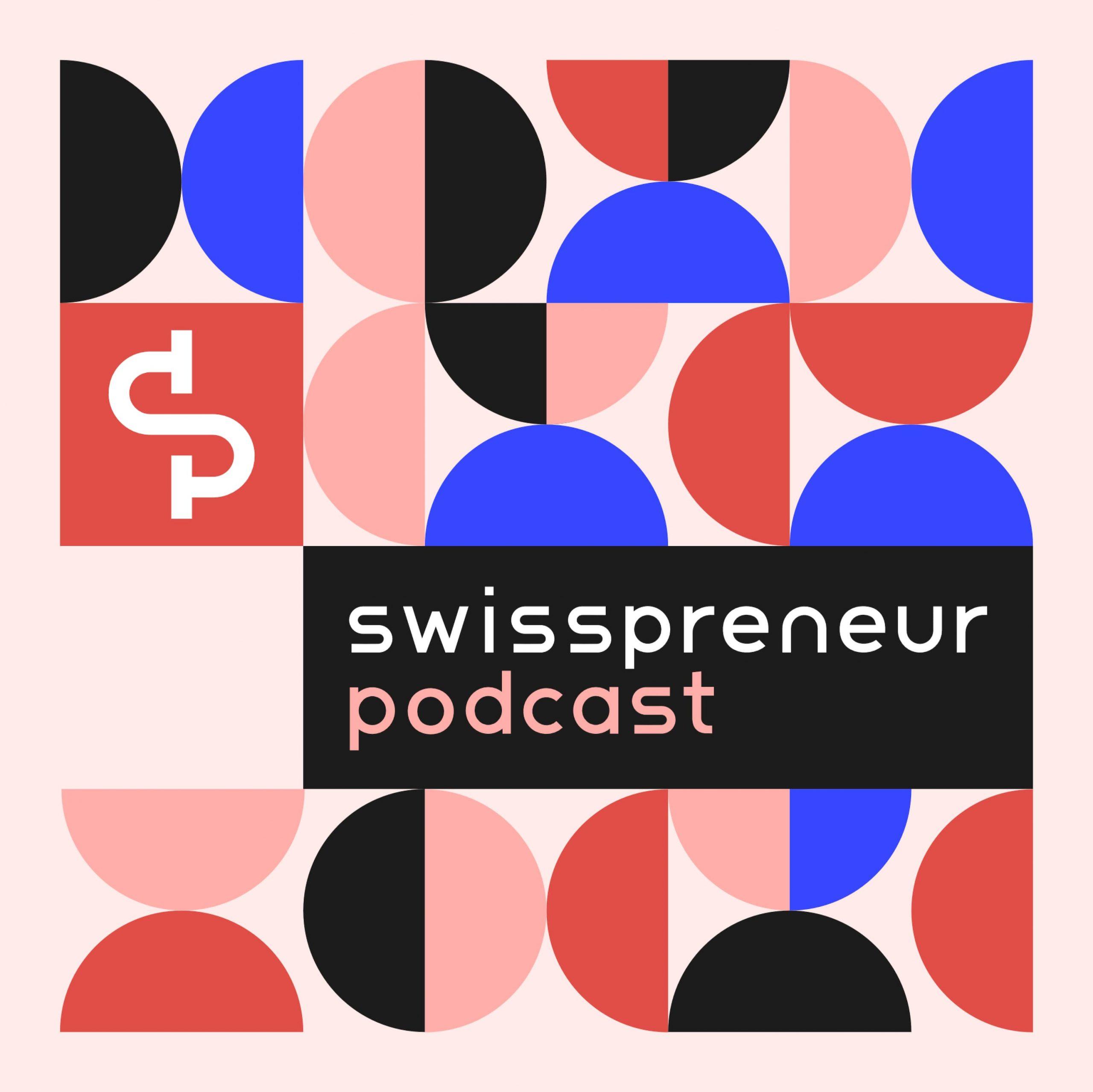 Swisspreneur Podcast Logo