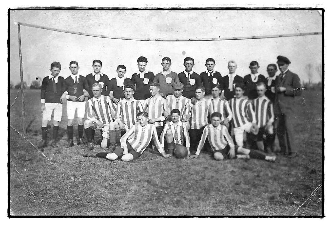 Vor 109 Jahren wird der F.C. Eilenburg 1912 gegründet.