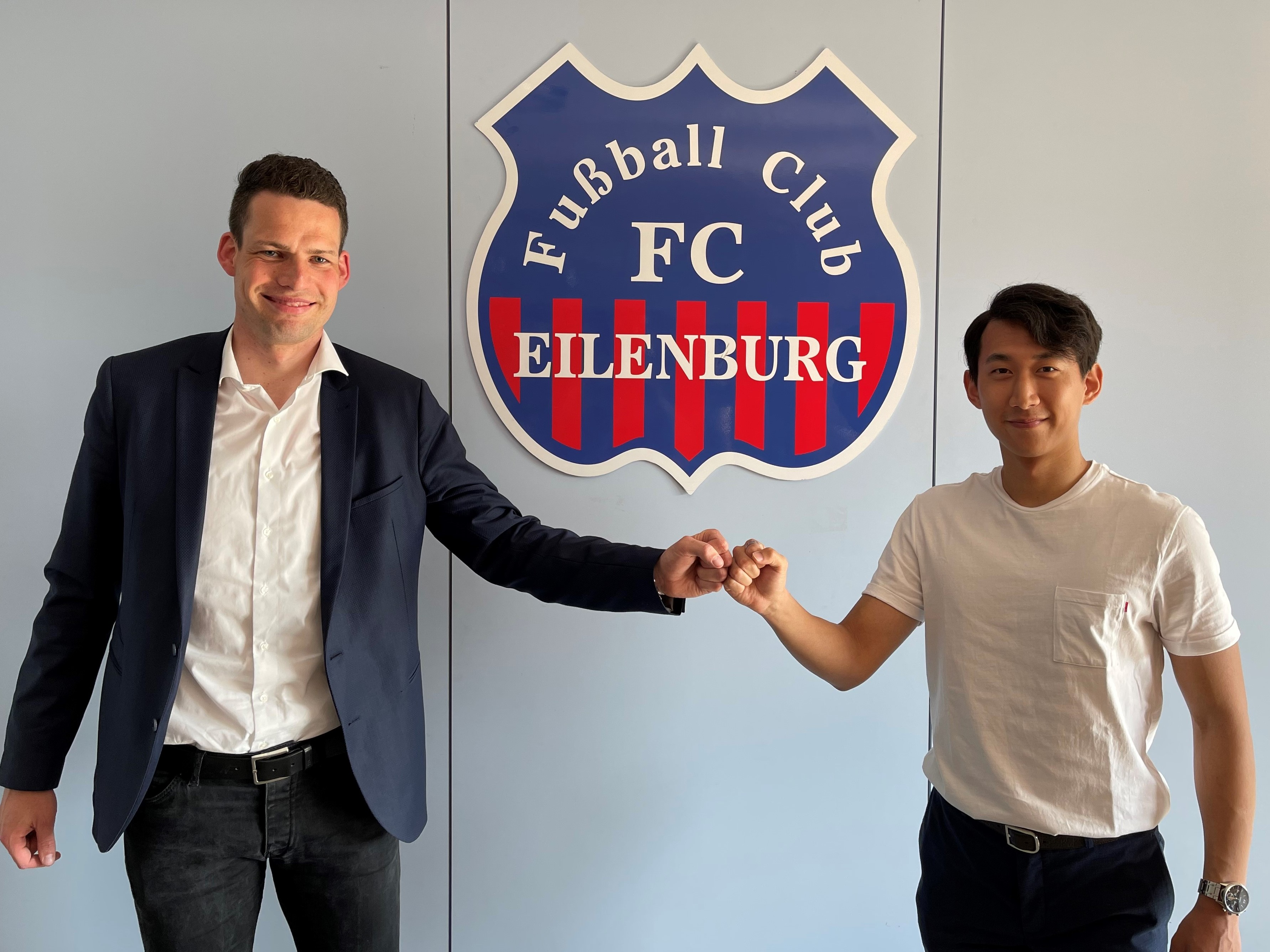 FC Eilenburg verpflichtet Dongminh Kim