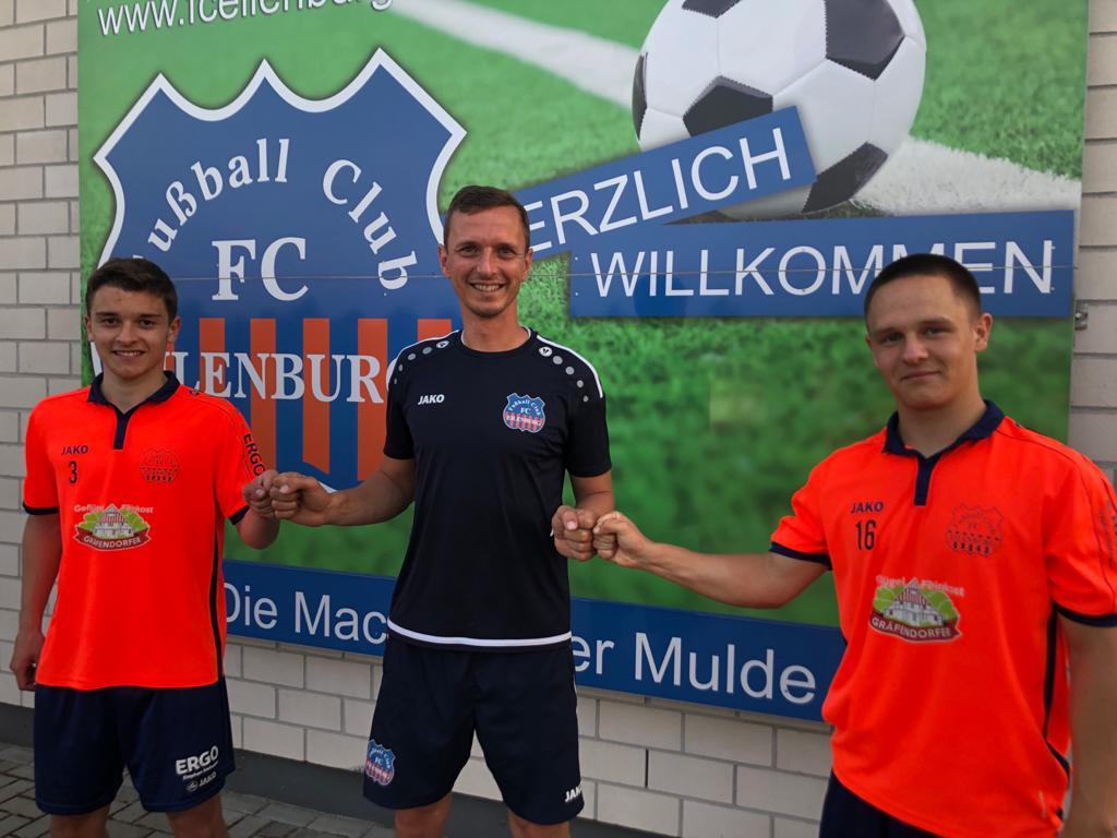 FCE verpflichtet drei Youngster für die Regionalliga