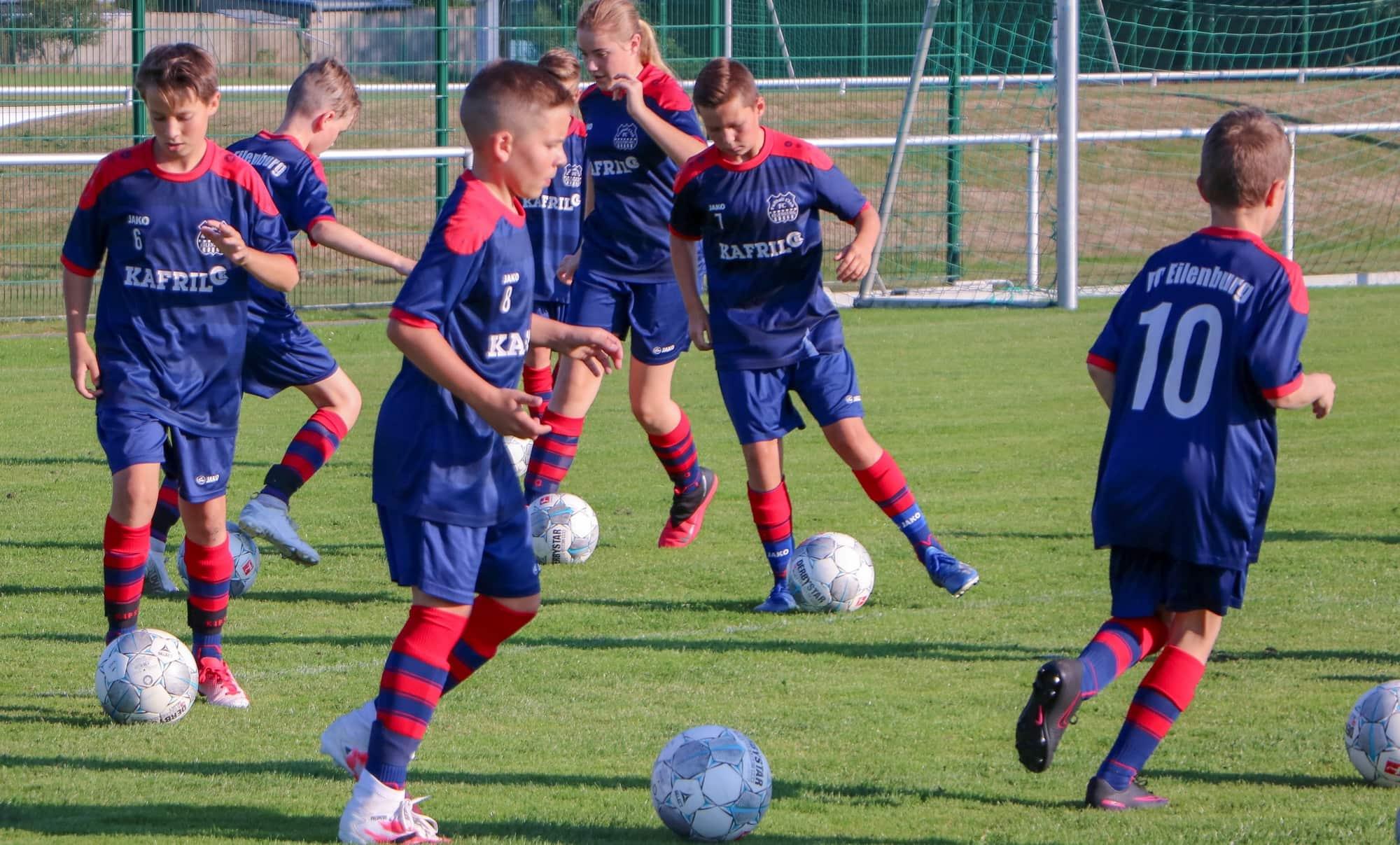 Sportakademie Deutschland Camp