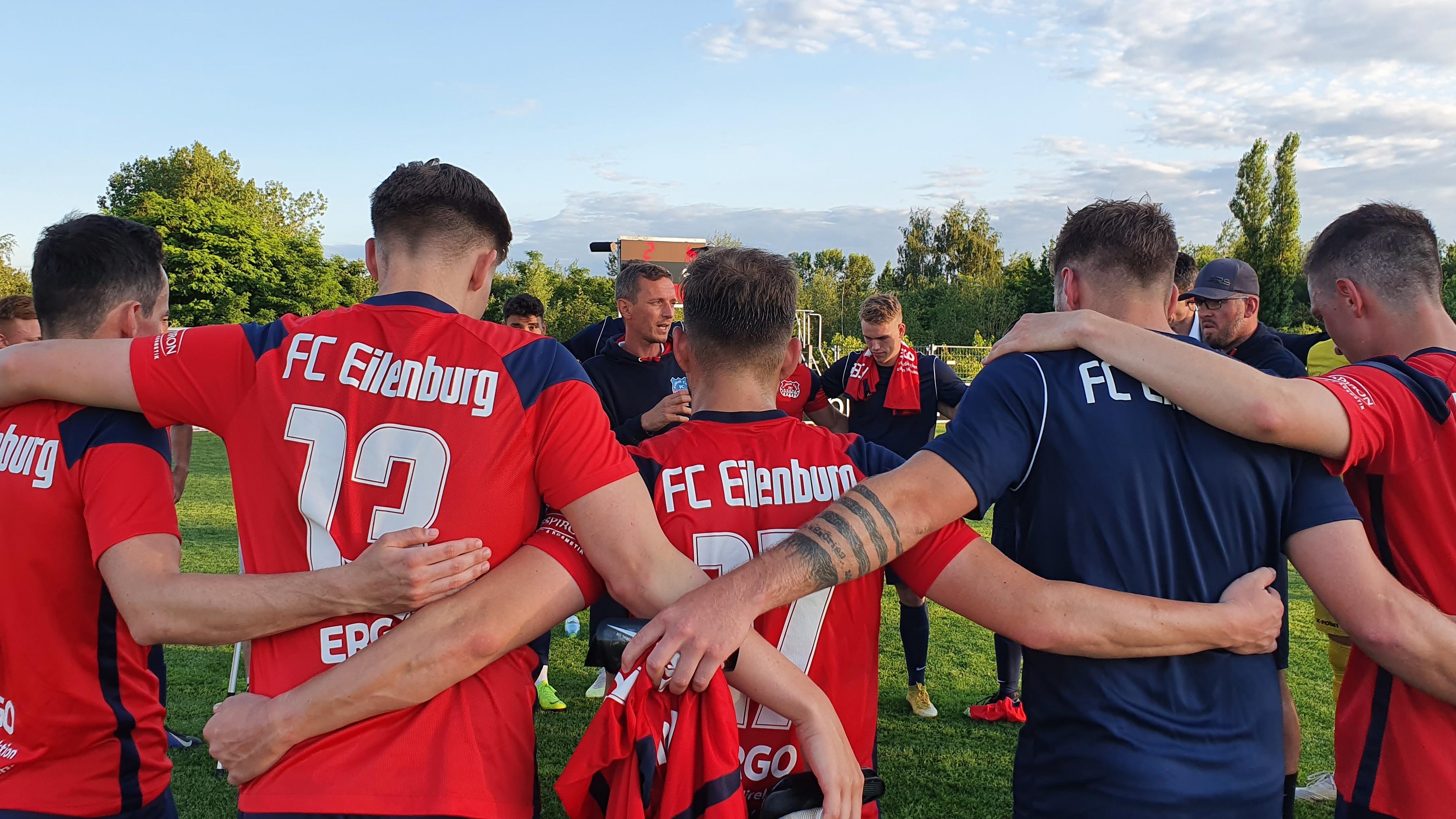 6:2- Erfolg beim FC Grimma im 2. Testspiel