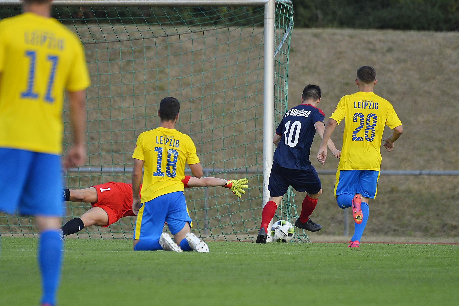 Hinweise zum Punktspiel gegen den 1. FC Lok Leipzig