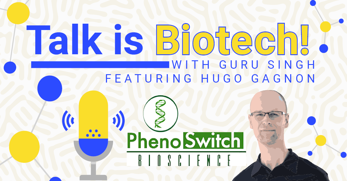 Dissatisfaction became a driving force for this bio entrepreneur to start his own biotech business.