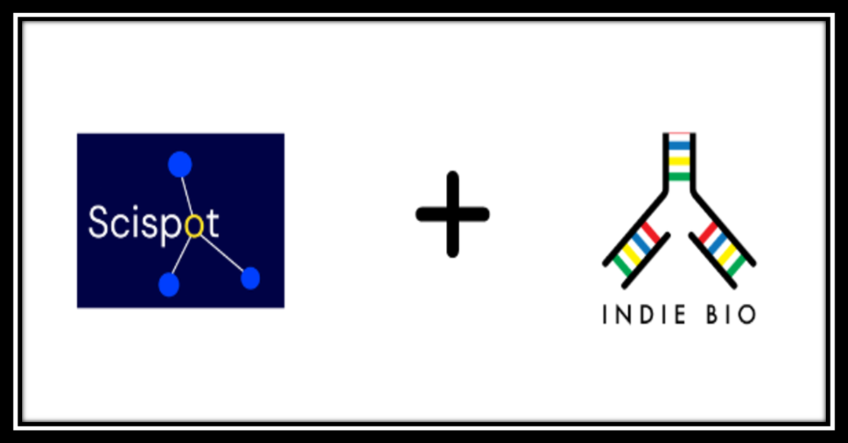 Scispot™ joins forces with IndieBio