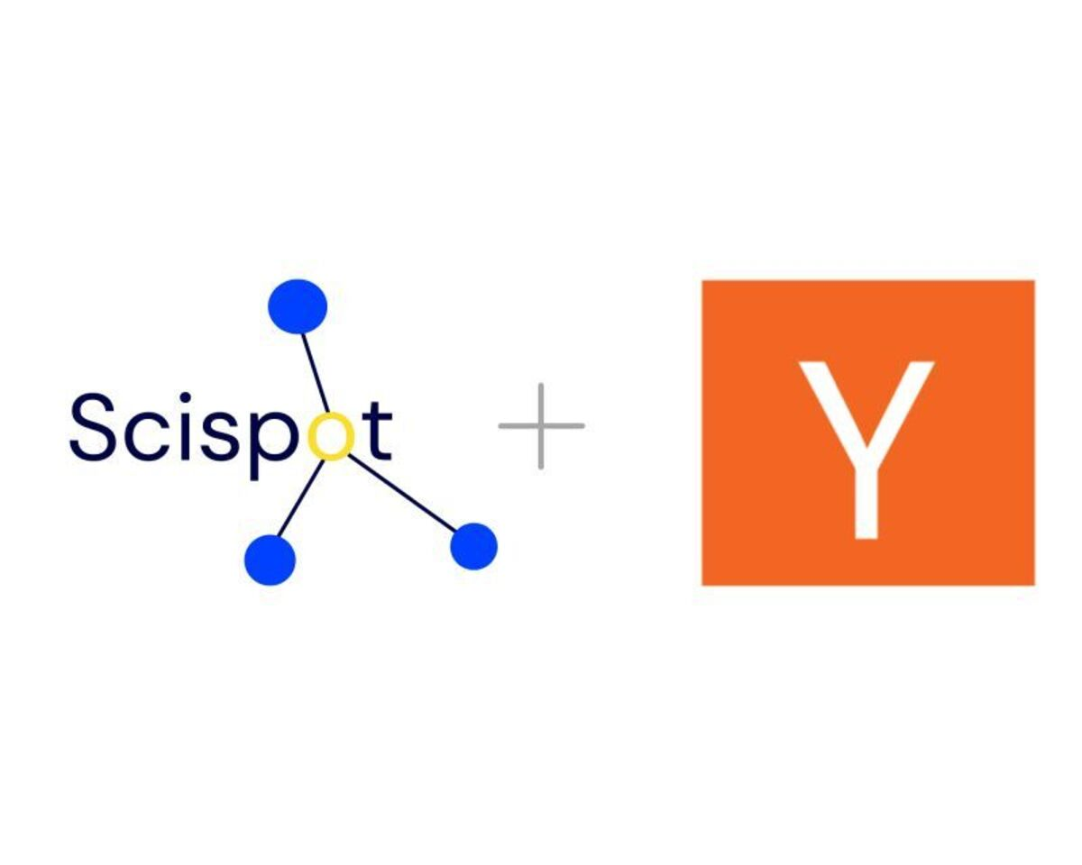 Scispot is now a YC-backed company!