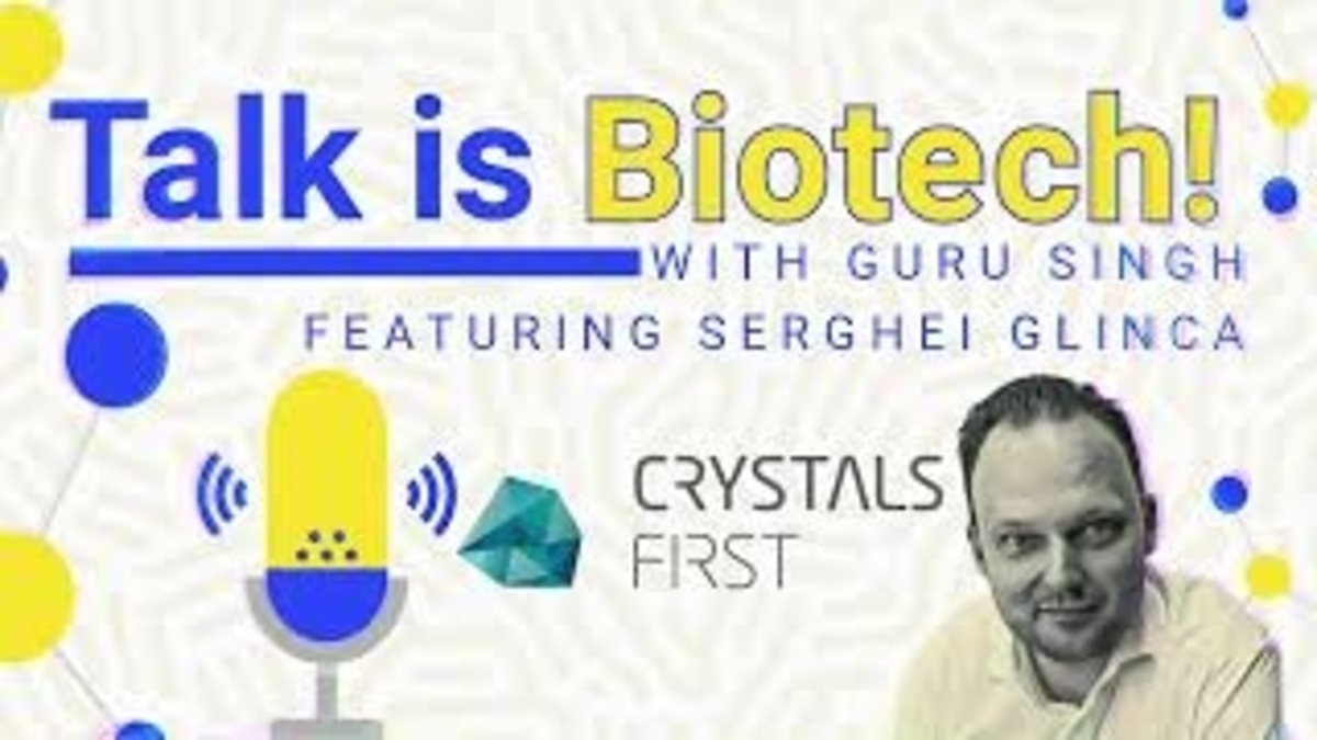 Talk is Biotech! with Serghei Glinca