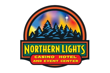 Northern Lights Casino is just a short drive from us.