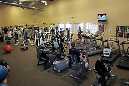 Local fitness center