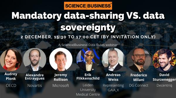 Mandatory data-sharing versus data sovereignty