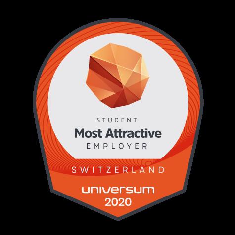 Auszeichnung Universum Most Attractive