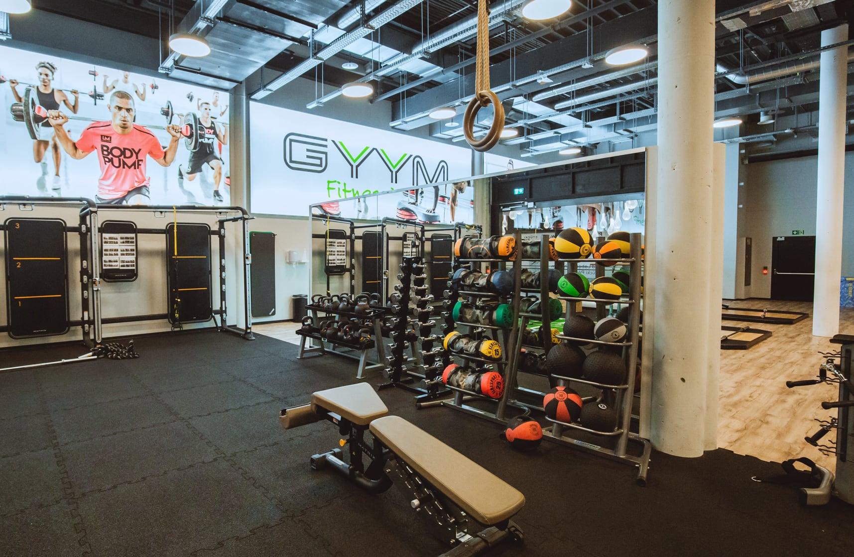 GYYM Fitness & Health