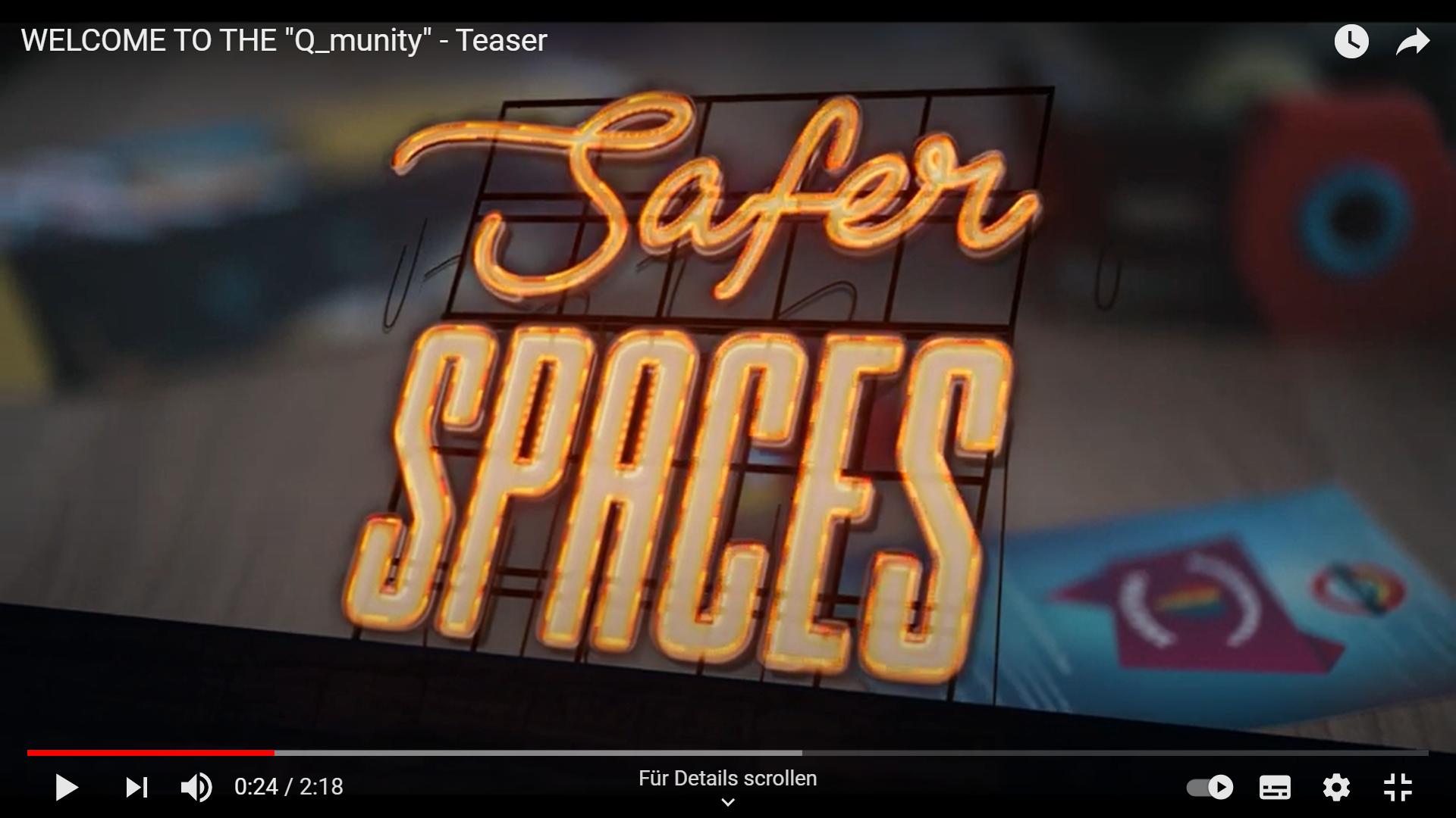 Vorschaubild: Safer Space