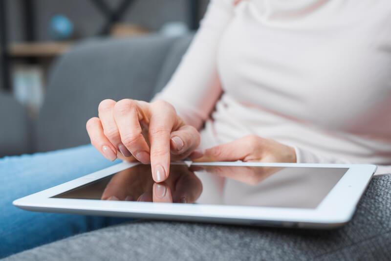 Consultando mensagens do e-cac