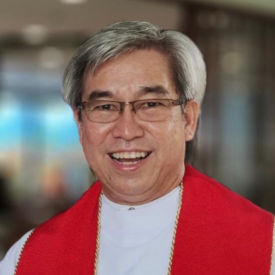 Fr. Arnulfo O. Bugtas, Jr., S.J.