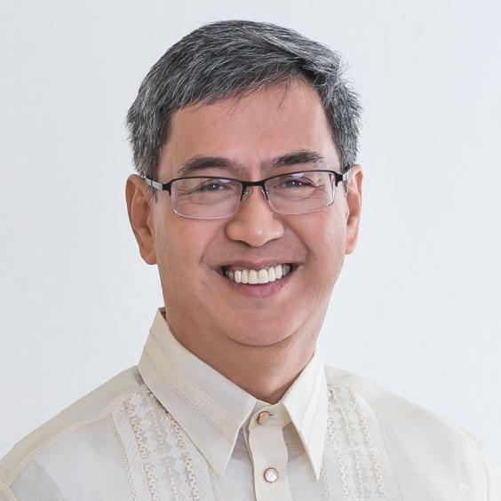 Fr. Primitivo Viray, Jr., S.J.