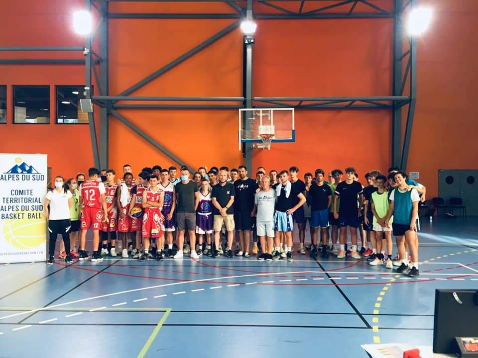Le circuit de la Juniorleague 3x3 a fait étape dans le Dévoluy