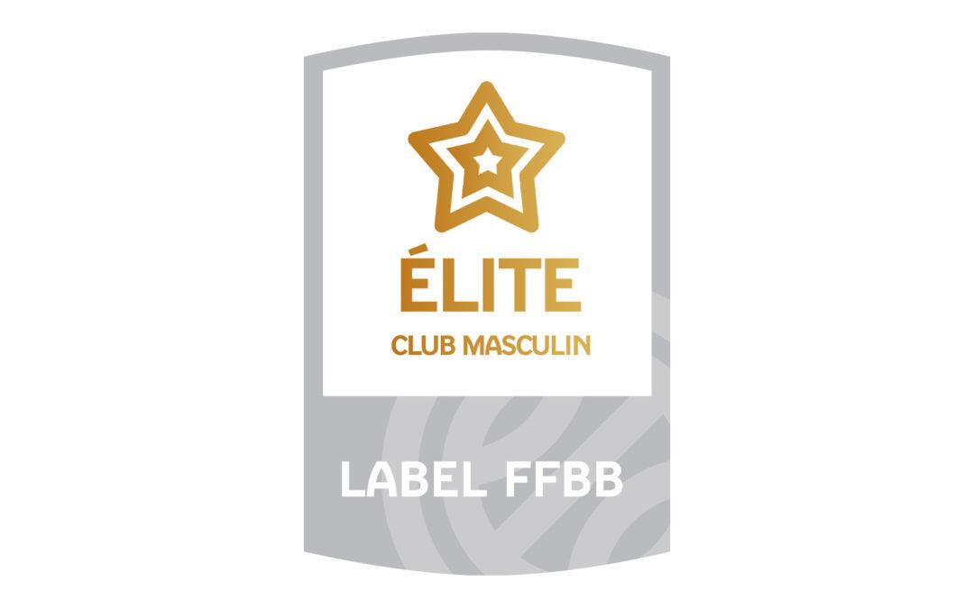 Renouvellement : label club formateur 3 étoiles