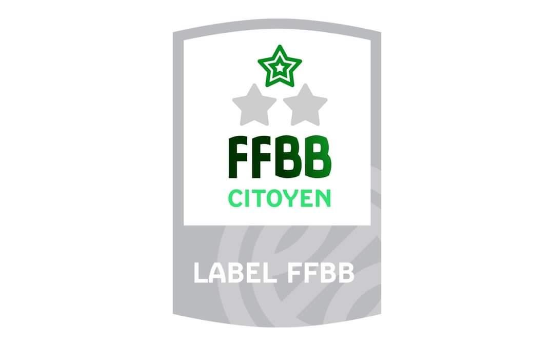 Renouvellement : label citoyen 1 étoile