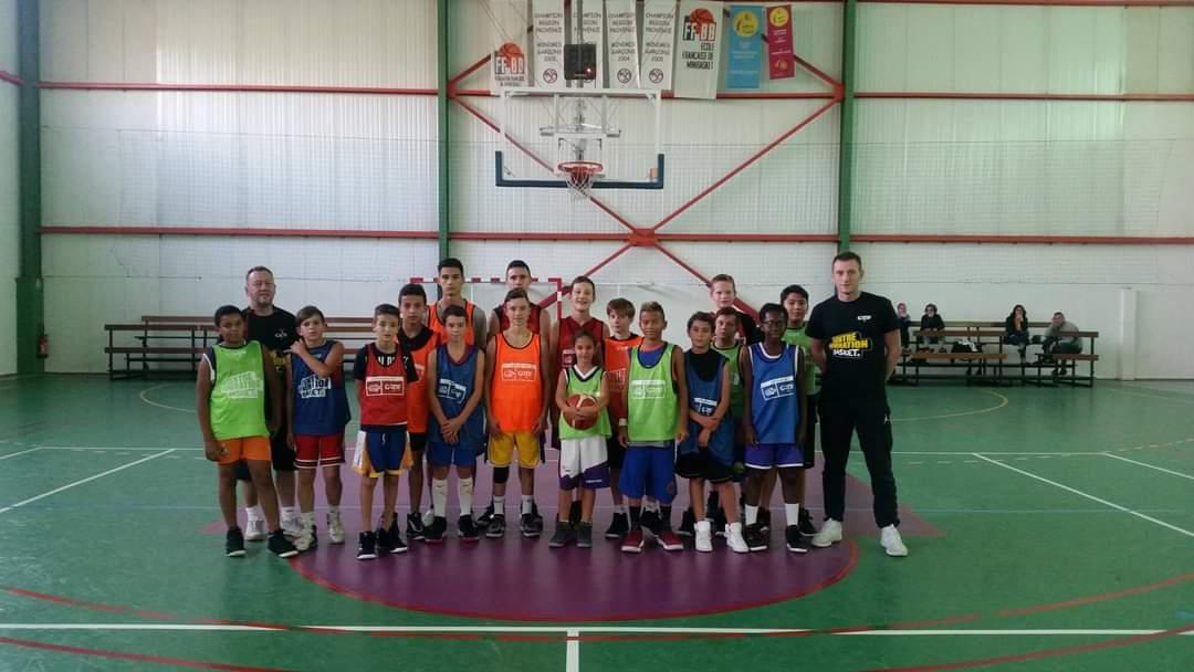 Le Centre Génération Basket fait son retour à Digne les Bains