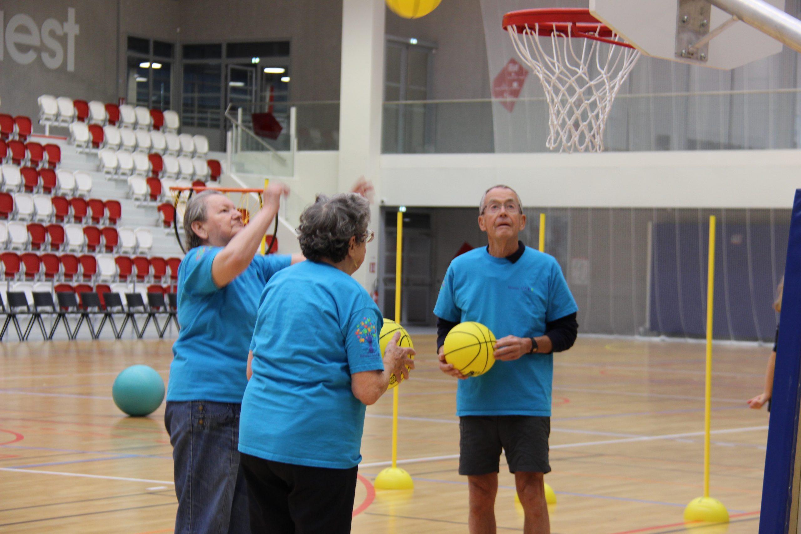 Venez découvrir le Basket Santé