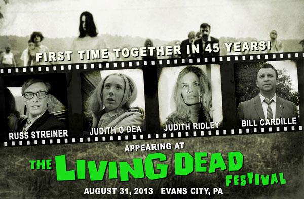 The Living Dead Festival Evans City 2013