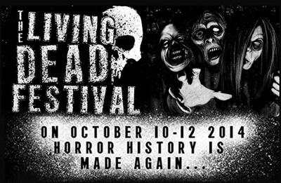The Living Dead Festival 2014 Evans City George Romero Night of the Living Dead Celebration