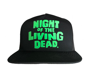 Pallbearer Press Officially Authorised Night of the Living Dead Apparel Collection