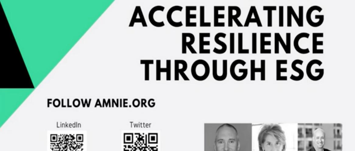 ESG webinar with AMNIe #1