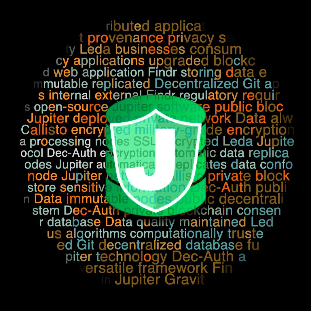 Jupiter Illustration