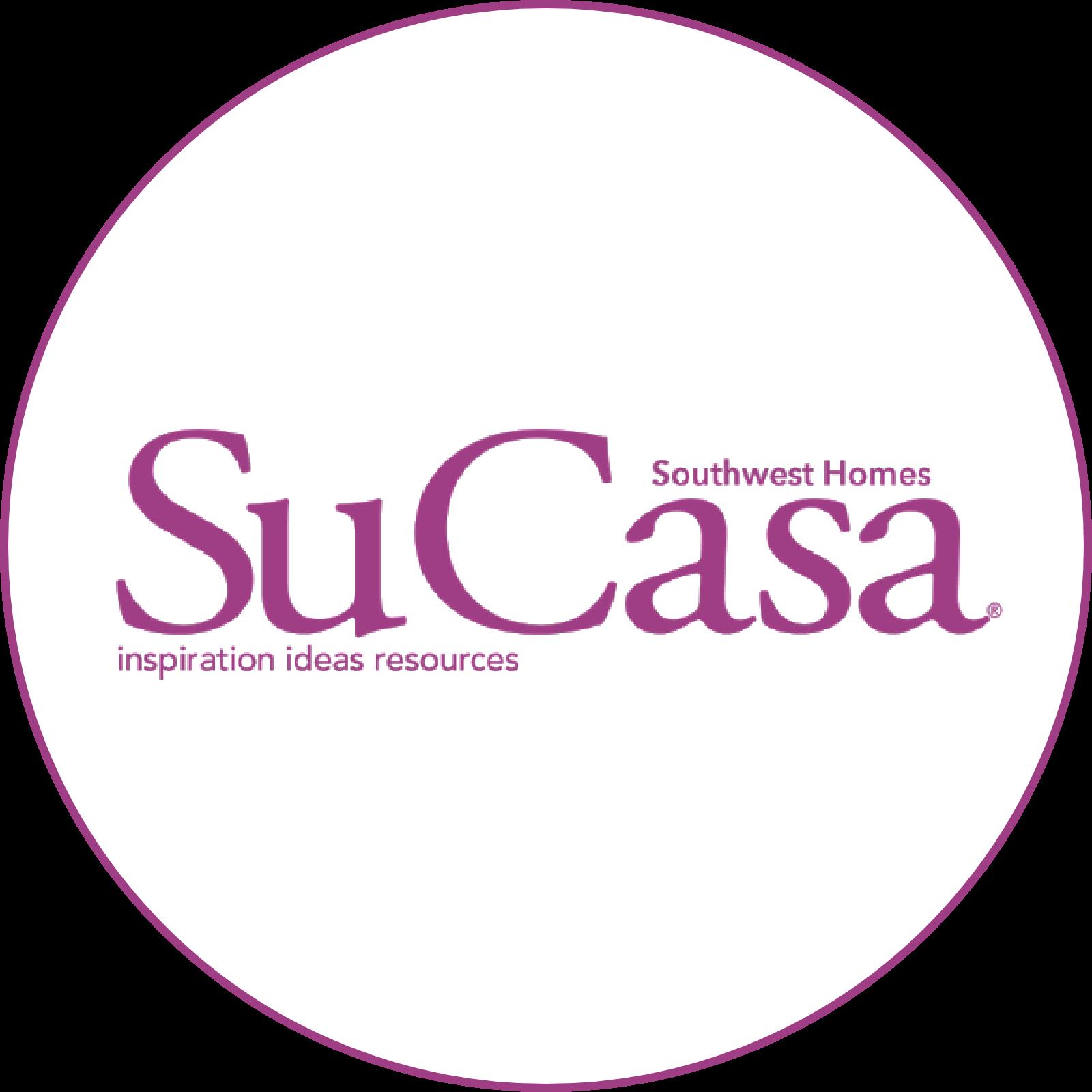 Frequent editorial - design expert in Su Casa magazine