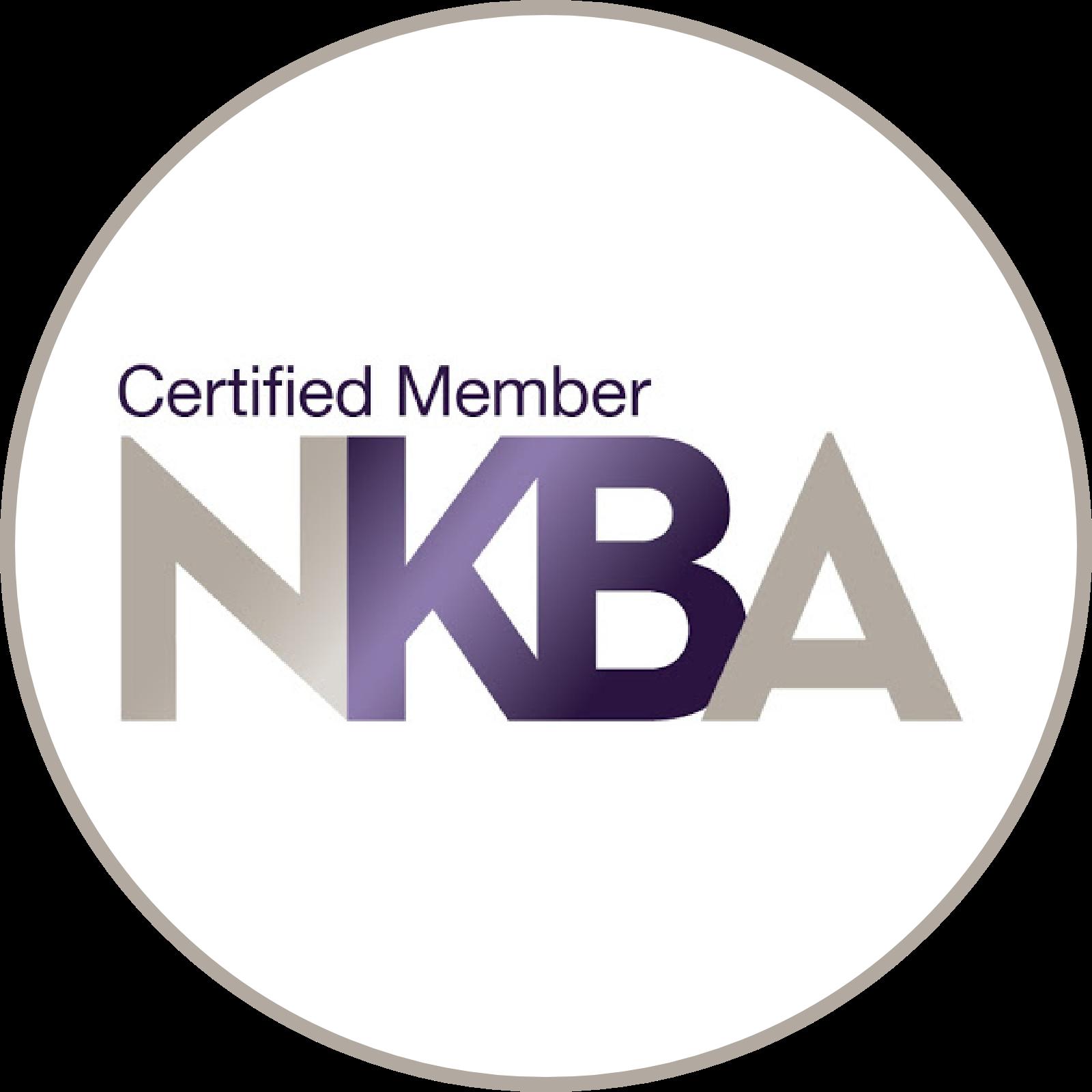 A certified member of National Kitchen & Bath Association