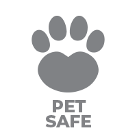 Icon that Shows that the NeroShield product is Pet Safe