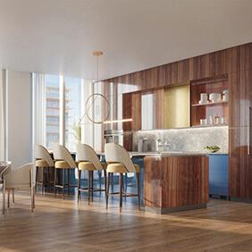 Photo of Mr.C Residences apartment interior