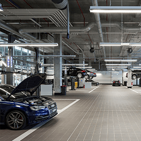 Photo of Audie Service Center car workshop