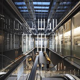 Photo of Audie Service Center building interiors