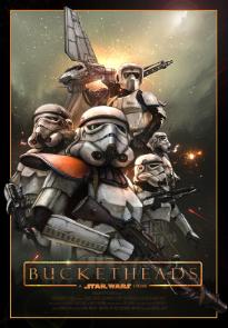 Bucketheads a Star Wars TV show.