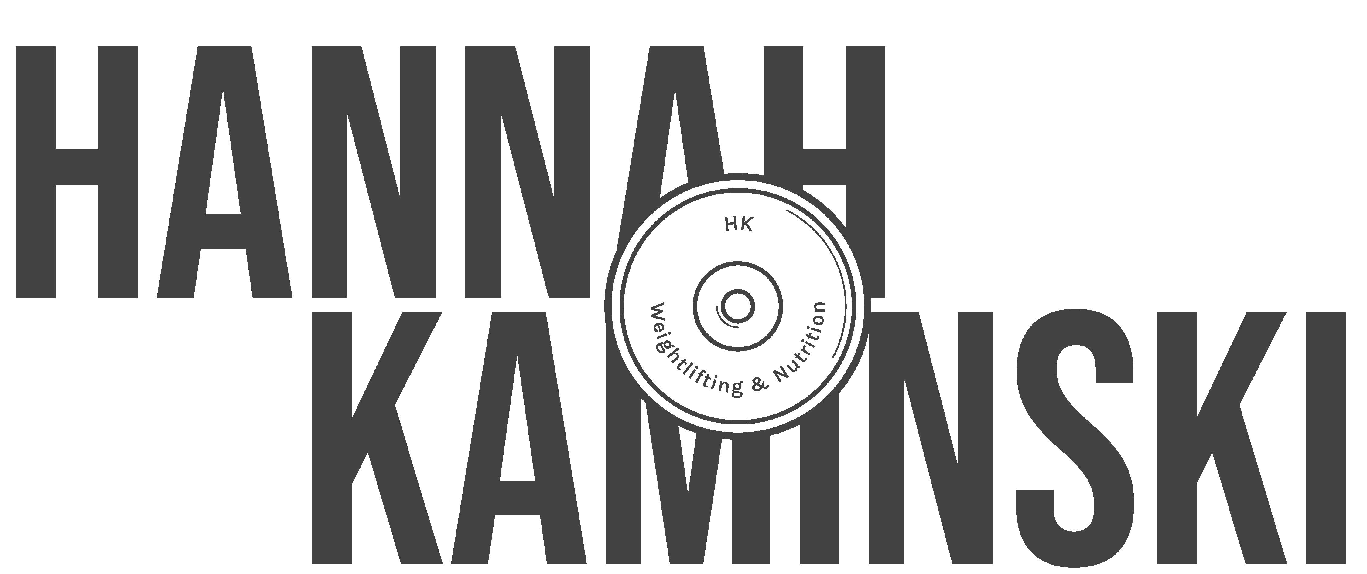 Client logo - Hannah Kaminski
