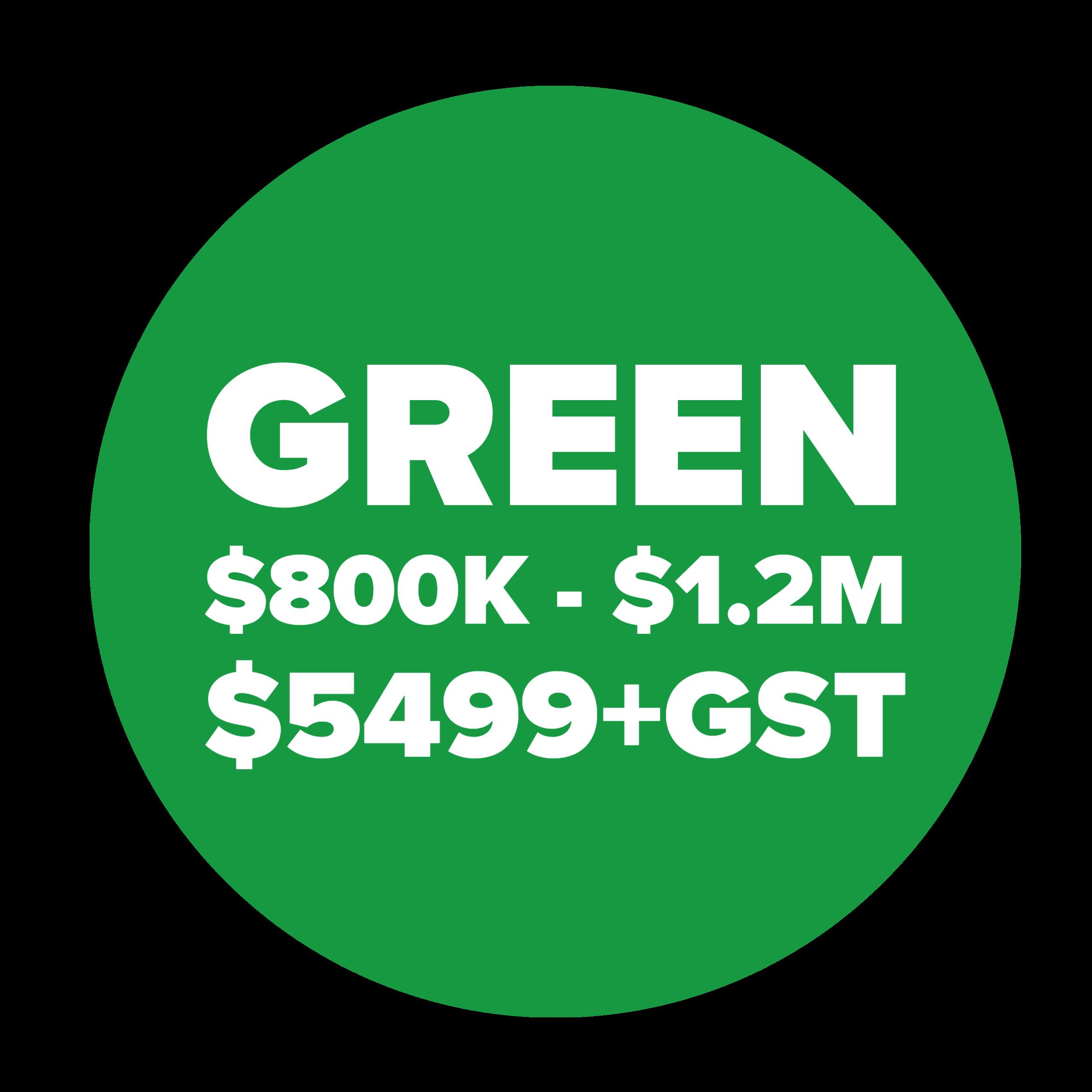 Green Campaign $5499